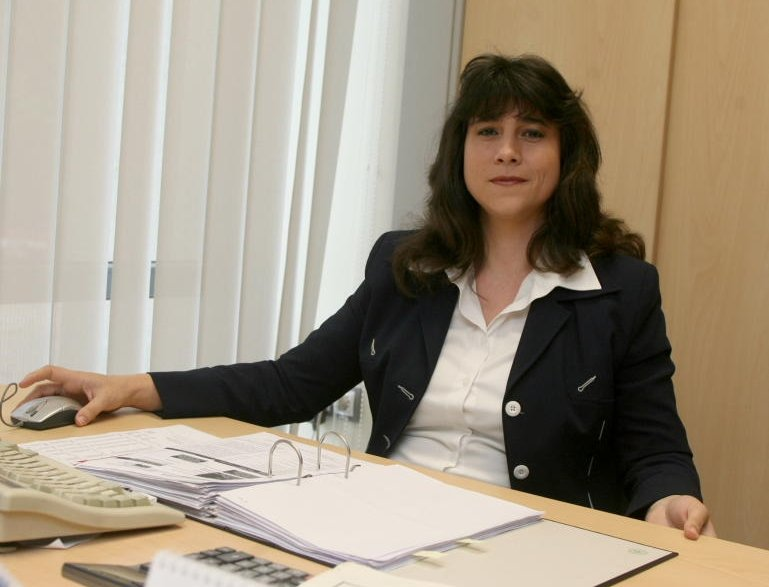 Радостина Маринова