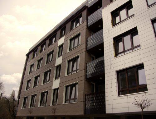 """Сграда """"Пчела"""", изпълнител фирма СААВ"""